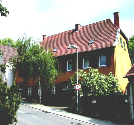 Laudenbach House of the Pastor